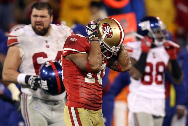 NFC Championship - New York Giants v San Francisco 49ers