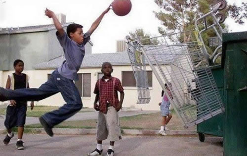 84 Ghetto Hoops