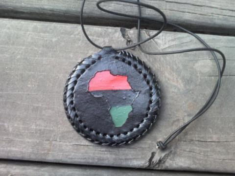 african-medallion