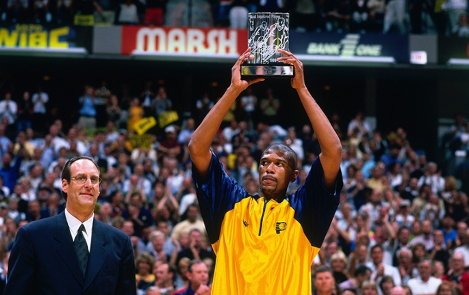 2000 Eastern Conference Finals, Game 2:  New York Knicks vs. Indiana Pacers
